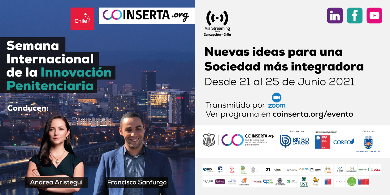 El CIPC participa en la Semana Internacional de la Innovación Penitenciaria