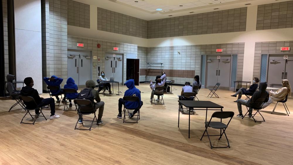 Le CIPC a organisé un groupe de discussion d'acteurs locaux de Saint-Laurent